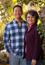 Christopher Yuan and his mom, Angela