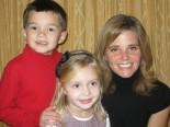 MarcyVandersteeg with kids
