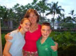 Renee Lotz and kids