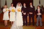 Wedding day, 1981
