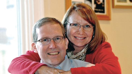 Rhonda and Greg Ford