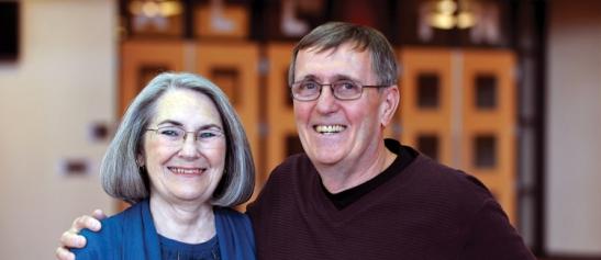 Linda & Jim Bollow