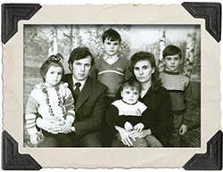 Galina Family