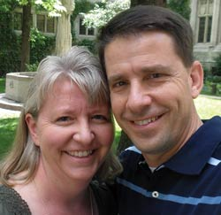 Philip and Jill Aspegren