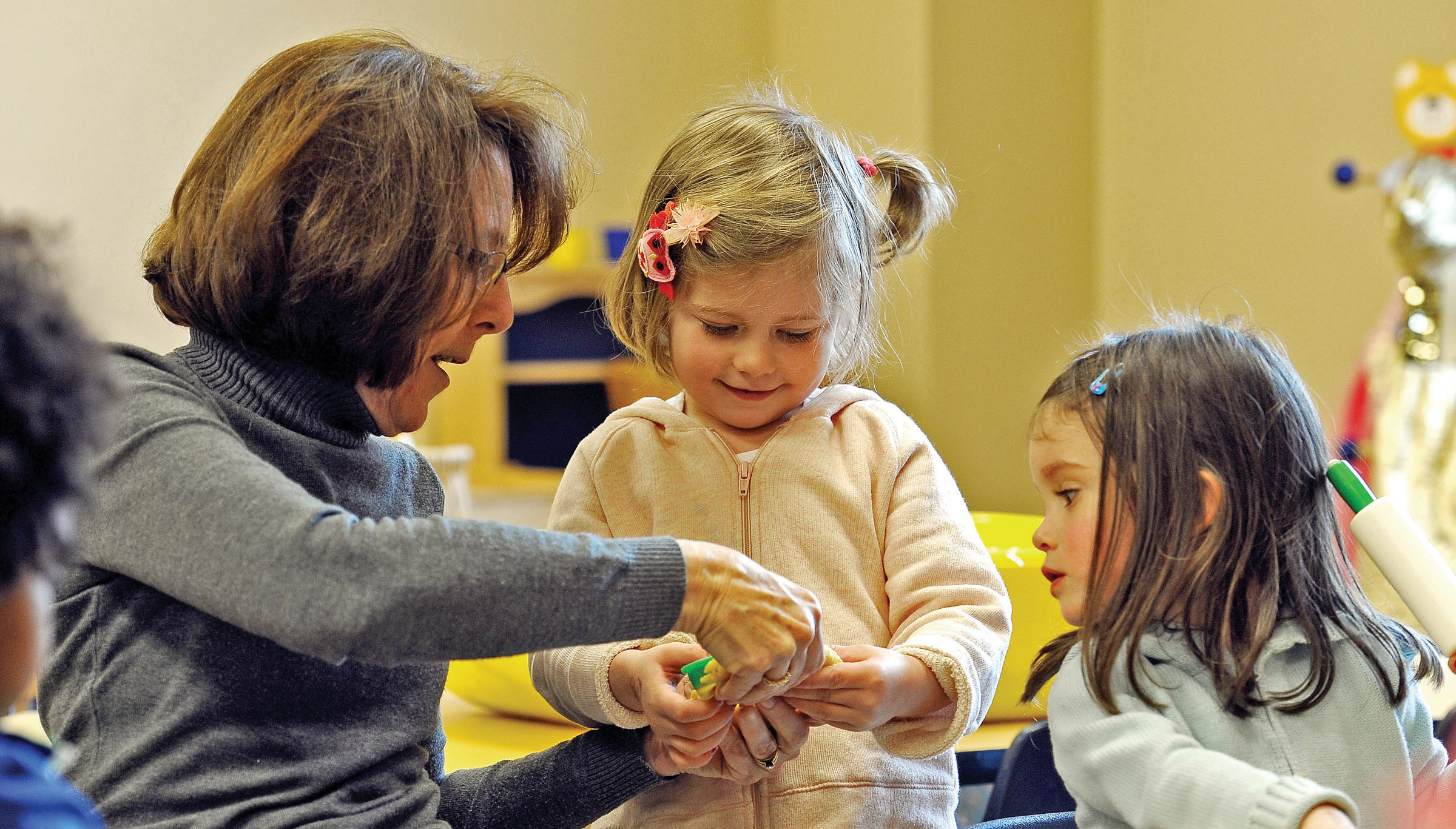 someone you should know preschool director esther erickson life