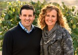 Nick and Rachel Klein at home , Saturday, November 14, 2015, in Wheaton, Illinois. (Jon Langham-for Wheaton Bible Church)
