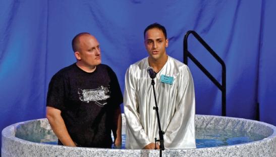 Shawn Baptism