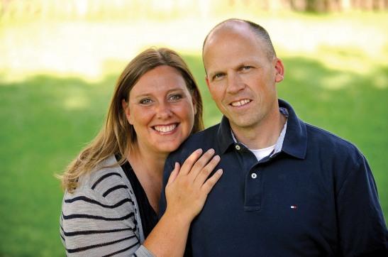 Mark and Julie Farrell